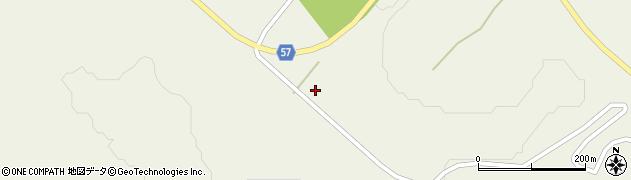 山形県最上郡大蔵村南山5125周辺の地図