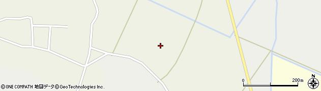 宮城県大崎市田尻八幡(南沼)周辺の地図