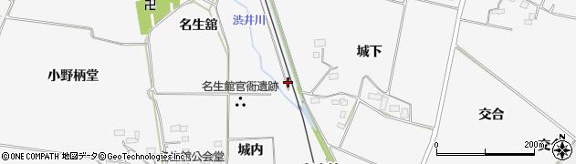 宮城県大崎市古川大崎(銃初稔)周辺の地図