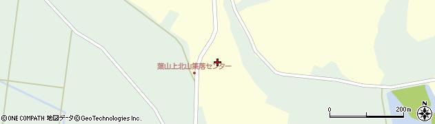 宮城県大崎市田尻大貫(上北山東)周辺の地図