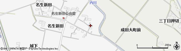 宮城県大崎市古川大崎(総力)周辺の地図