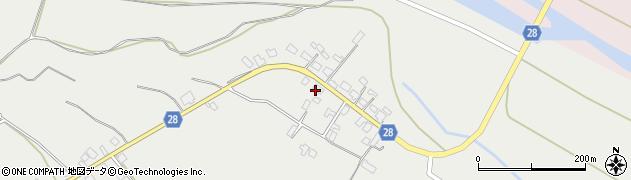 山形県尾花沢市二藤袋234周辺の地図