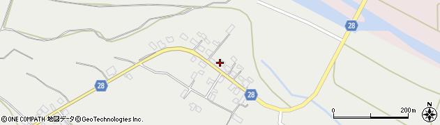 山形県尾花沢市二藤袋242周辺の地図