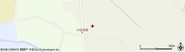 宮城県大崎市田尻八幡(足切)周辺の地図
