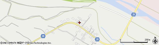 山形県尾花沢市二藤袋221周辺の地図