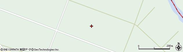 宮城県大崎市田尻蕪栗(大倉)周辺の地図