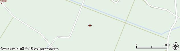 宮城県大崎市田尻沼部(新千刈田)周辺の地図