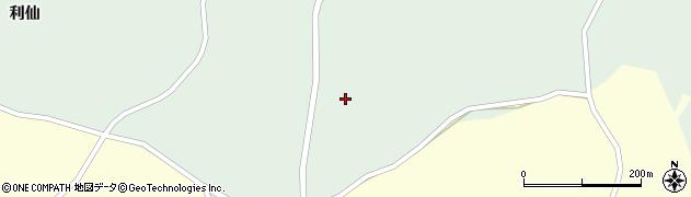 宮城県大崎市田尻蕪栗(小沢田)周辺の地図