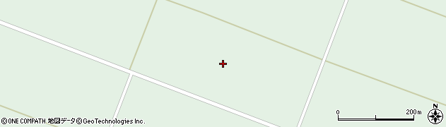宮城県大崎市田尻蕪栗(平方)周辺の地図