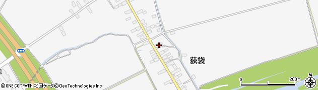 山形県尾花沢市荻袋730周辺の地図