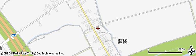 山形県尾花沢市荻袋731周辺の地図