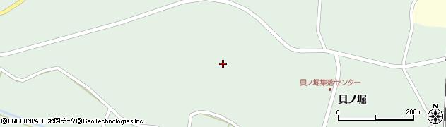 宮城県大崎市田尻沼部(八幡崎)周辺の地図