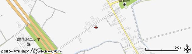 山形県尾花沢市荻袋590周辺の地図