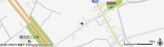 山形県尾花沢市荻袋626周辺の地図