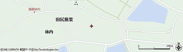 宮城県大崎市田尻蕪栗(夜ノ森)周辺の地図