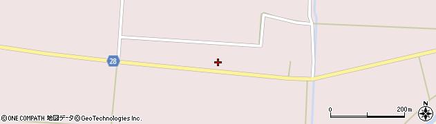 山形県尾花沢市正厳719周辺の地図
