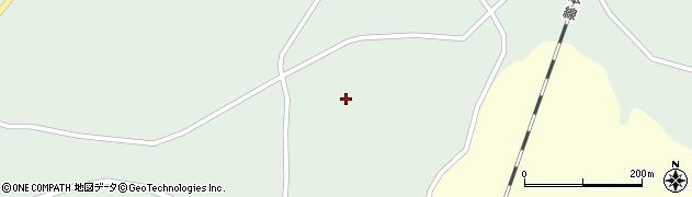 宮城県大崎市田尻沼部(御仮屋)周辺の地図
