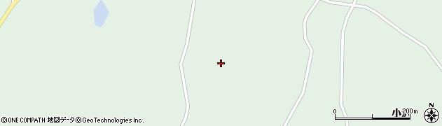 宮城県大崎市田尻蕪栗(新山)周辺の地図
