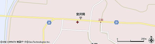 山形県尾花沢市正厳440周辺の地図