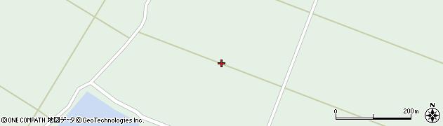 宮城県大崎市田尻蕪栗(山崎東)周辺の地図