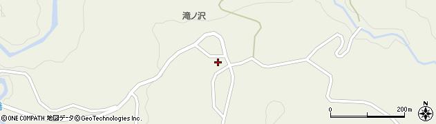 山形県最上郡大蔵村南山1154周辺の地図