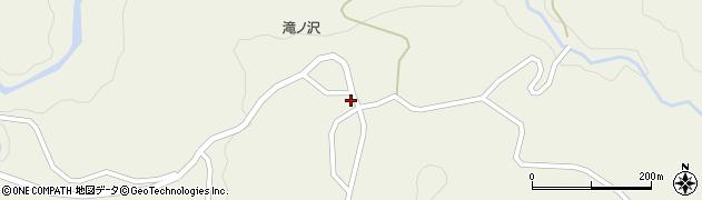 山形県最上郡大蔵村南山1151周辺の地図