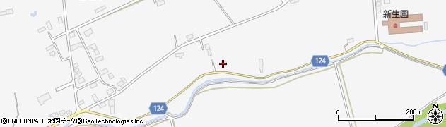 山形県尾花沢市荻袋1293周辺の地図