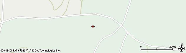 宮城県大崎市田尻沼部(北山)周辺の地図