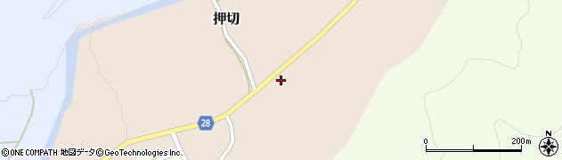 山形県尾花沢市押切1006周辺の地図