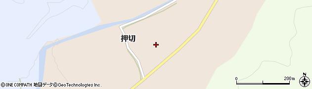 山形県尾花沢市押切189周辺の地図