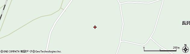 宮城県大崎市田尻蕪栗(蟹沢)周辺の地図