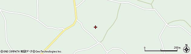 宮城県大崎市田尻蕪栗(恵比須田)周辺の地図