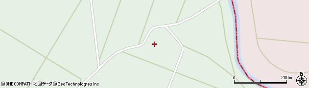 宮城県大崎市田尻蕪栗(一網地)周辺の地図