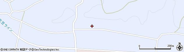 山形県尾花沢市丹生1746周辺の地図