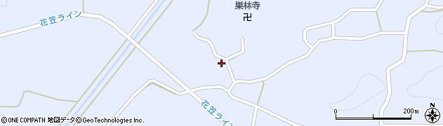 山形県尾花沢市丹生1710周辺の地図