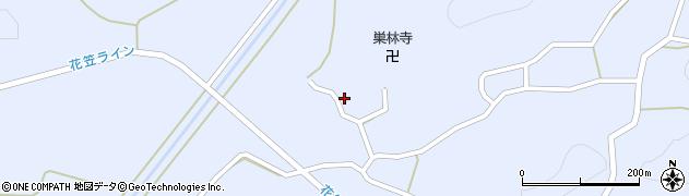 山形県尾花沢市丹生1483周辺の地図