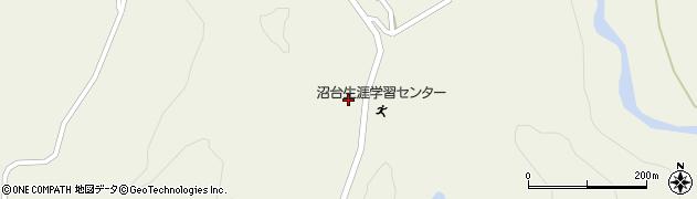 山形県最上郡大蔵村南山1466周辺の地図