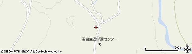 山形県最上郡大蔵村南山1456周辺の地図