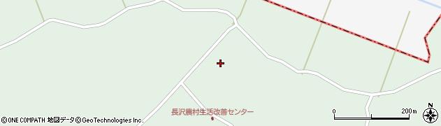 宮城県大崎市田尻蕪栗(新長沢)周辺の地図