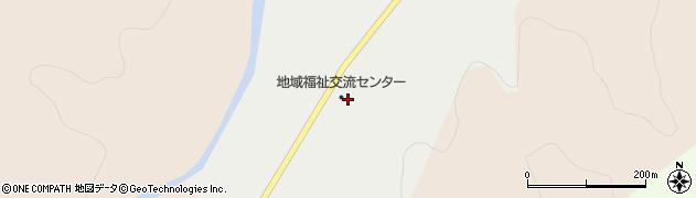 山形県尾花沢市高橋115周辺の地図