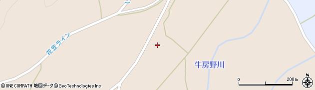 山形県尾花沢市牛房野1356周辺の地図
