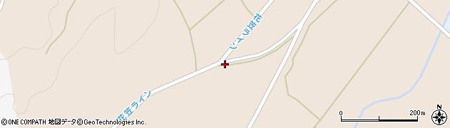 山形県尾花沢市牛房野1631周辺の地図