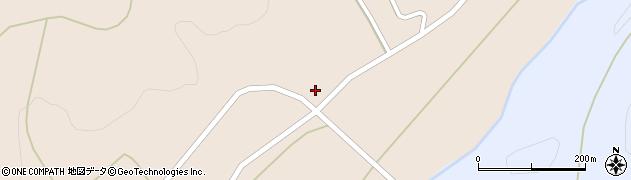 山形県尾花沢市牛房野1166周辺の地図