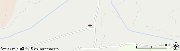 山形県尾花沢市高橋357周辺の地図