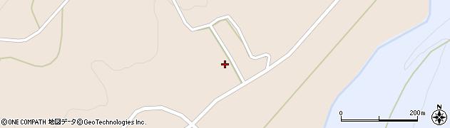 山形県尾花沢市牛房野1105周辺の地図
