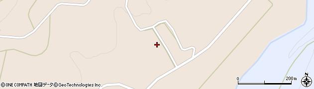 山形県尾花沢市牛房野1107周辺の地図
