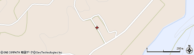 山形県尾花沢市牛房野1093周辺の地図