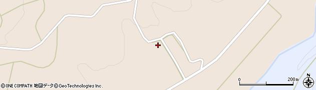 山形県尾花沢市牛房野1110周辺の地図