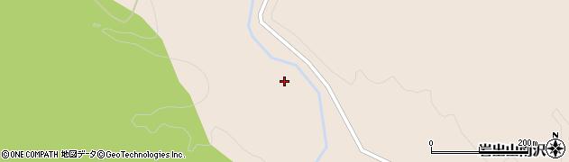 宮城県大崎市岩出山南沢(中名生寺前)周辺の地図