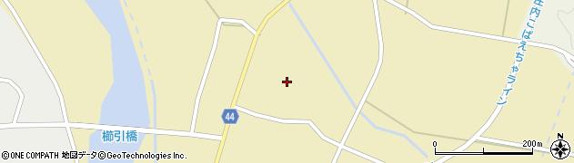 山形県鶴岡市松根(中松根)周辺の地図